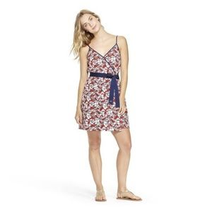 Vineyard Vines Target Hibiscus Dress Ladies M